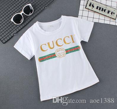 linfen12 / Children Dabbing Cartoon Funny T-Shirts Kids Summer Tops Girls Boys Short Sleeve T shirt