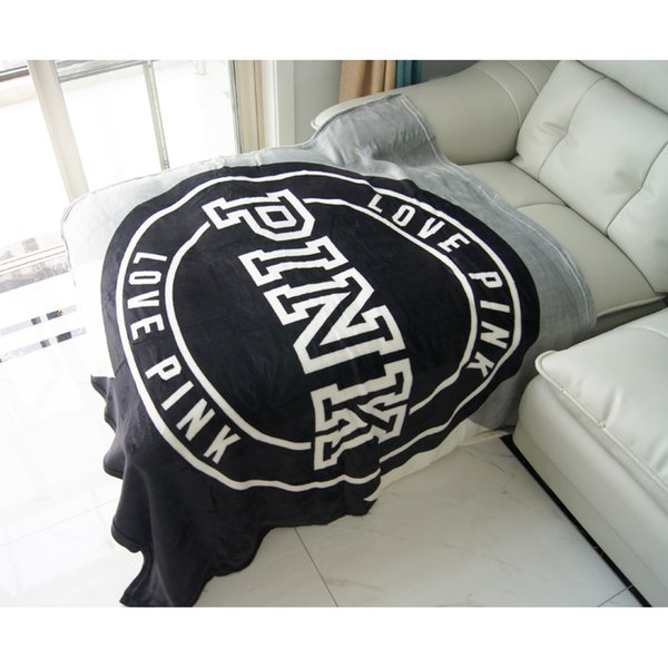 Phenomenal Knitted Throw Blankets Pink Blanket Manta Coral Flannel Blanket Sofa Couch Womentravel Plaids Tv Gray Black White White Furry Throw Blanket Heated Dailytribune Chair Design For Home Dailytribuneorg