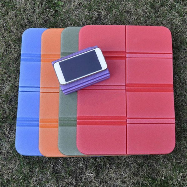 Camping Mat Folding Lightweight Portable Heat Cold Insulated Waterproof Damp-proof Sitting Seat Cushion