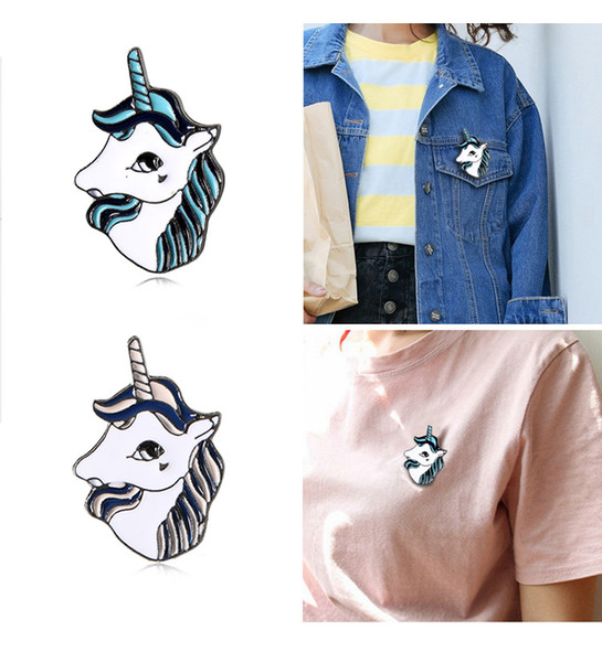 free shipping,20 pcs/ lot of Unicorn Flying Horse brooch for Dress wear, gifts, hats scarf bags, clothing Accessories