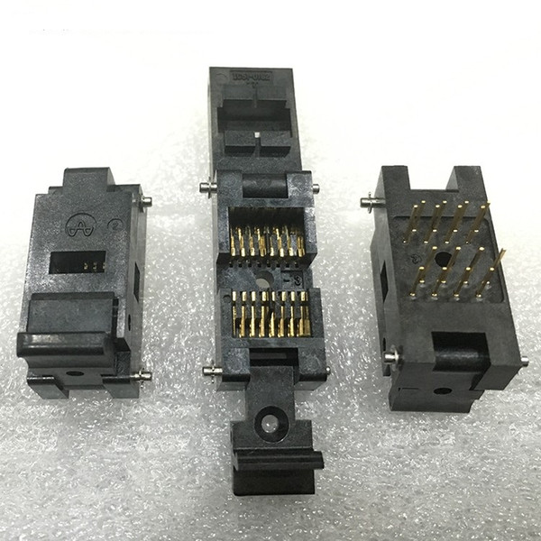 Yamaichi IC-Testsockel IC51-0162-271-3 Sop16p 1,27 mm Raster 4,5X6,0 mm