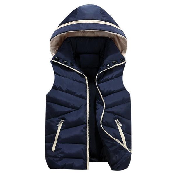 2019 Hot Sale Vest Waistcoats Vest Women Cardigans Jacket Winter Warm Clothes Parkas Outwear Woman Coat Female Clothing