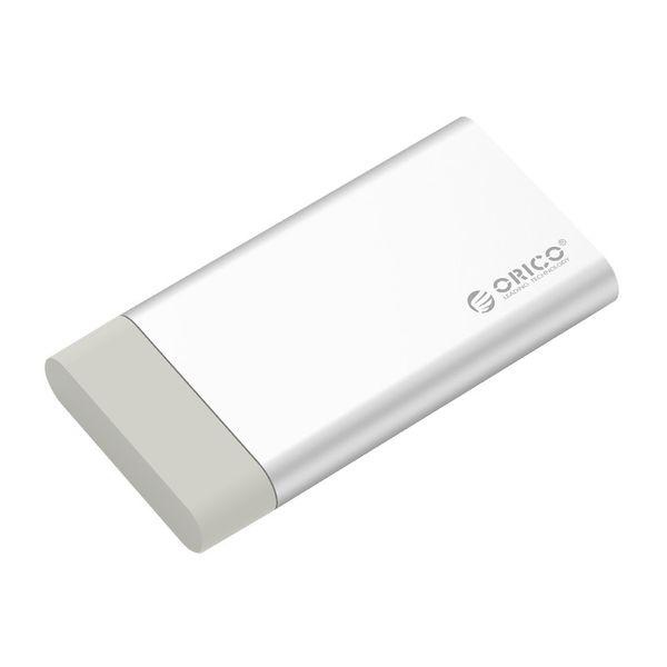 ORICO Mini mSATA SSD Gehäuse Aluminium 5Gbps High Speed HDD Gehäuse für Laotop Desktop für Linux / Mac / Windows mit Schraubenbefestigung