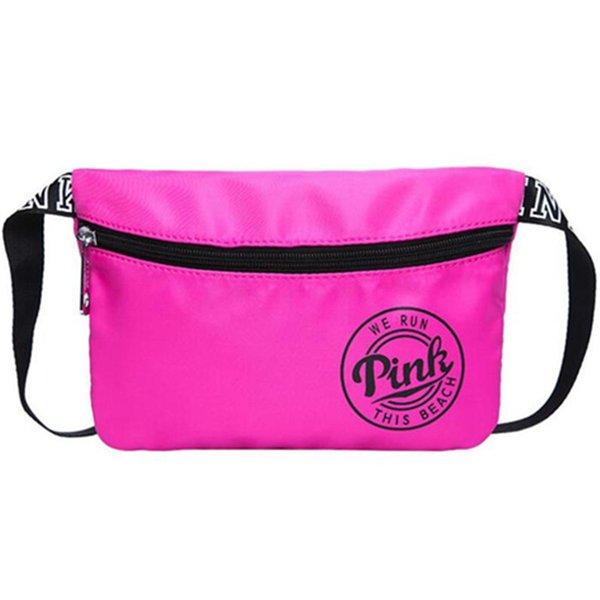 Pink Beach Travel Gürteltasche Pack Fanny Collection Handtasche Fashion Girls Handtasche Taschen 3Styles Outdoor Taschen Kosmetiktasche MA960 10PCS FREE SHIP