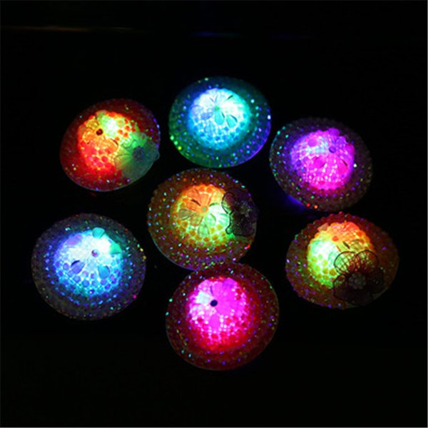 Mini Diamond Hat Shaped LED Light Up Hairpins Kids Girls Flashing Hair Clips Birthday Glow Party Christmas Halloween H282