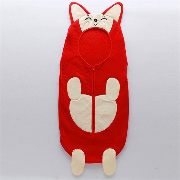 Vêtements de bébé de combinaison d'été bébé totoro o chien de raton-laveur escalade vêtements bébé barboteuse costume
