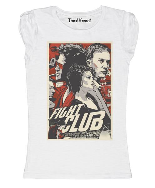 Новая Женская футболка Blaze плакат Бойцовский клуб подарок Ideadiscout горячая новый топ бесплатная доставка футболка