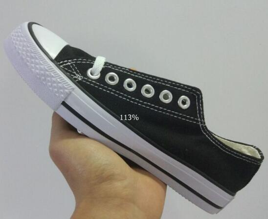 Free delivery 2019 Top quality Casual Shoes All-Star Flat Canvas Shoes High Low Top Men Women Designer Sneakers Big Size EUR35-EUR46