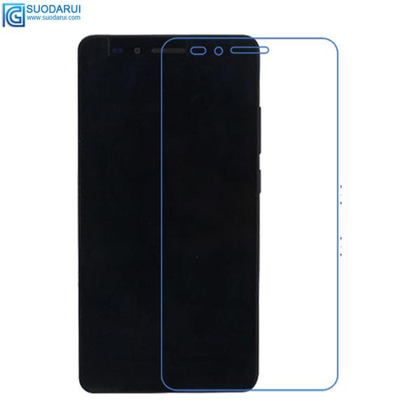 Для Huawei honor 5X 6X 7X 7X ect закаленное стекло-Экран протектор хорошее качество 0.26 mm 2.5 D 9H точное отверстие фильм с розничной упаковке