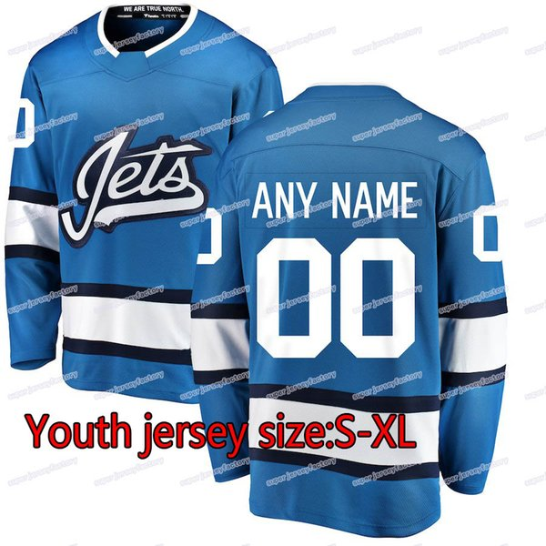 youth blue