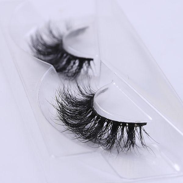 3D eyelashes full-length mink lashes dramatic volume natural lashes extension false eyelashes D109