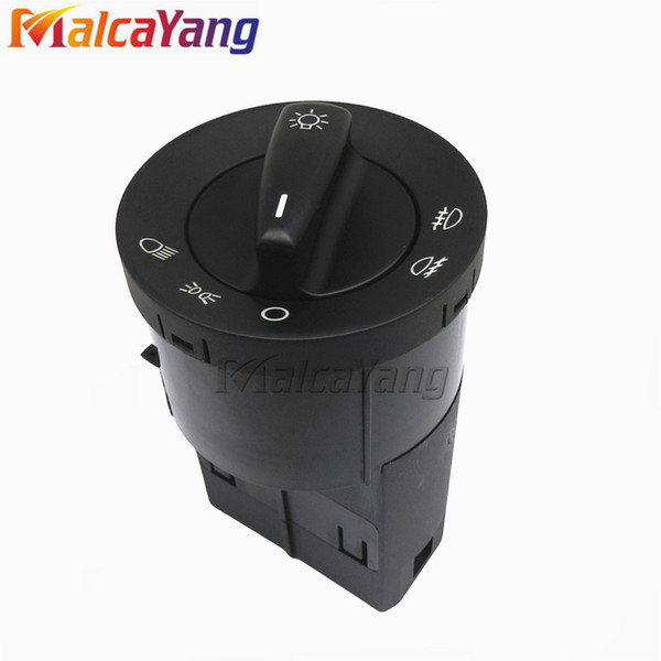 High quality Headlight Control Switch 1C0941531A 3BD941531A 3BD941531 for VW Golf MK4 Jetta 4 Passat B5 1C0 941 531 A
