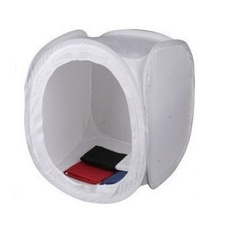 100cm*100cm High Quality Photo Studio Tent Cube Light Sheds, Including One Tent + Four Backdrops + One Carry Bag