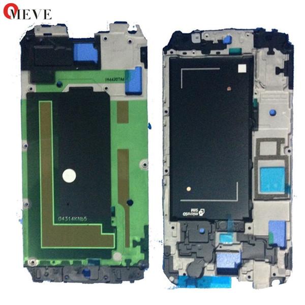 Ursprünglicher vorderer LCD-Gehäuse Rahmen Blende Mittlerer Rahmen für Galaxy S5 G900F i9600