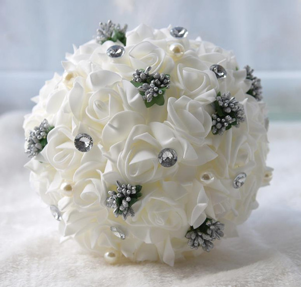 Eternal angel bride holding flowers gifts wedding products handmade products