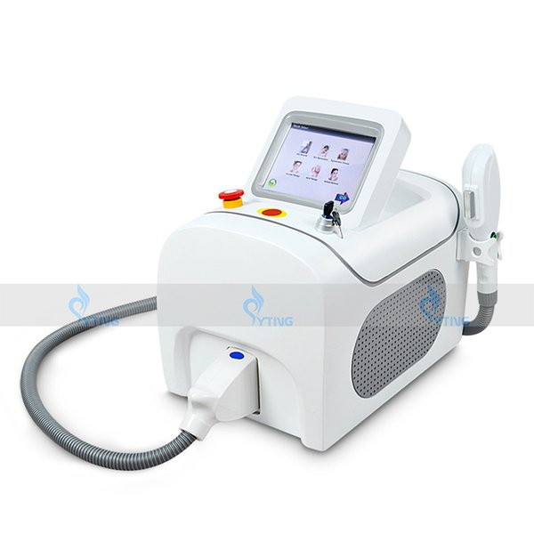 Effective IPL Permanent Hair Removal OPT SHR Anti Aging Skin Rejuvenation Beauty Machine 3 Filters Salon Spa Use Touch Screen Equipment