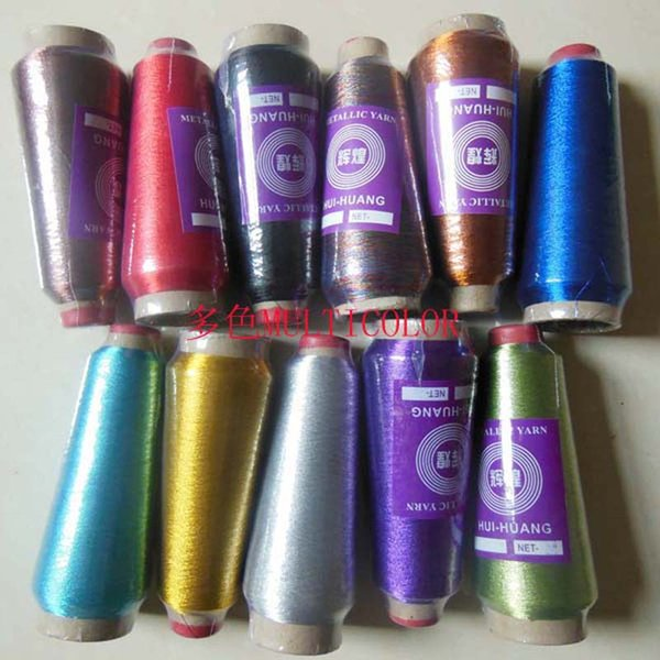 3000m 1pcs sell family expenses sewing thread sewing machine thread/ metal thread/multicoloured select