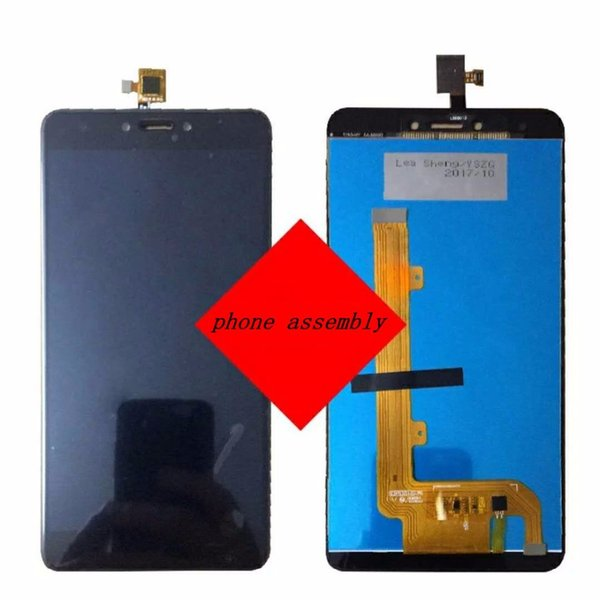 Touch Screen Phone Assembly For Tecno spark plus K9 Mobile Phone Accessories Touch Panel Screen Assembly