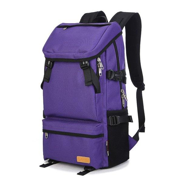 mochilas de lazer de tendência de mochila de viagem de grande capacidade de grau superior mochilas de lazer 88005