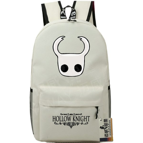 Hollow Knight backpack New arrive school bag Hot game daypack Quality schoolbag Outdoor rucksack Sport day pack