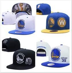 Newest Golden State Embroidery bone Adjustable Hat cap Embroidered Snapback Caps Black Yellow Blue White Stitched Basketball Hats One Size