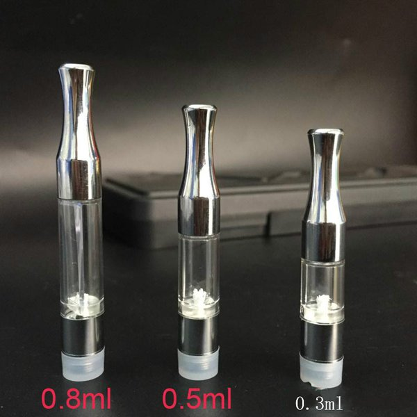 Original G2 BUD Touch Tank gold stainless steel drip tips WAX Thick Oil Vaporizer Atomizers CE3 O Pen vapor Mini cartomizers vape