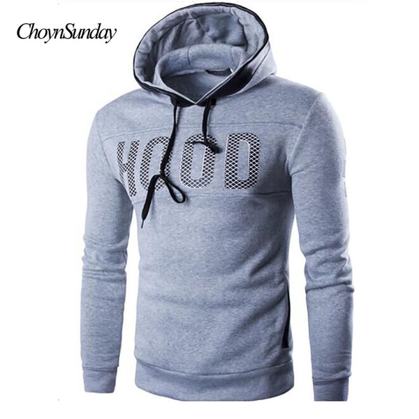 2018 latest Fashion Men Muscle Gyms Zipper Holes Sporting Hoodie Fitness Jackets Athleticing Pullover Sweatshirt Coat Clothes