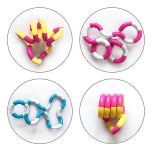 Fidget Fiddle Adulto Anti Stress Hand Sensory EDC Decompression Toy per bambini Autism Finger Training Articoli novità T1I591