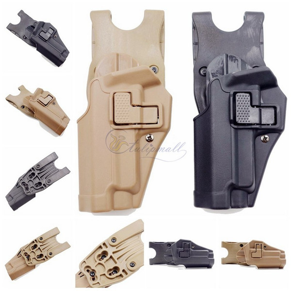 2019 Tactical CQC Gun Holster Left Handed Holsters Waist Belt Holster For  Pistol 220/228/229 P226 Gun Holsters From Tulipmall, $15 08   DHgate Com