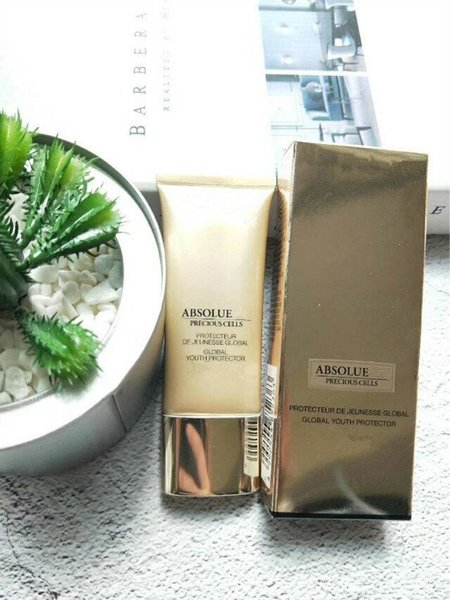 In Stock ! Famous brand Absolue UV Precious Cells 30ml Primer Cream Natural Faced Base Cover Makeup DHL Free Shipping