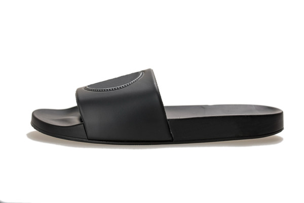 Yeni yaz Medusa slippersone erkek nefes terlik saf eğlence plaj sandalet erkek