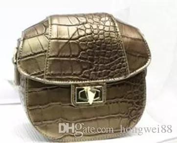 2016 new female bag spring fashion tide snake Mini Handbag Crossbody buns Mini Shoulder Bag 963