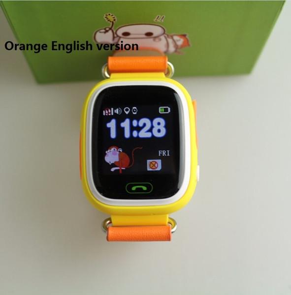Inglese Arancione Q90