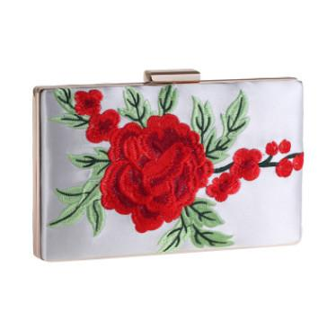 White lady clutches