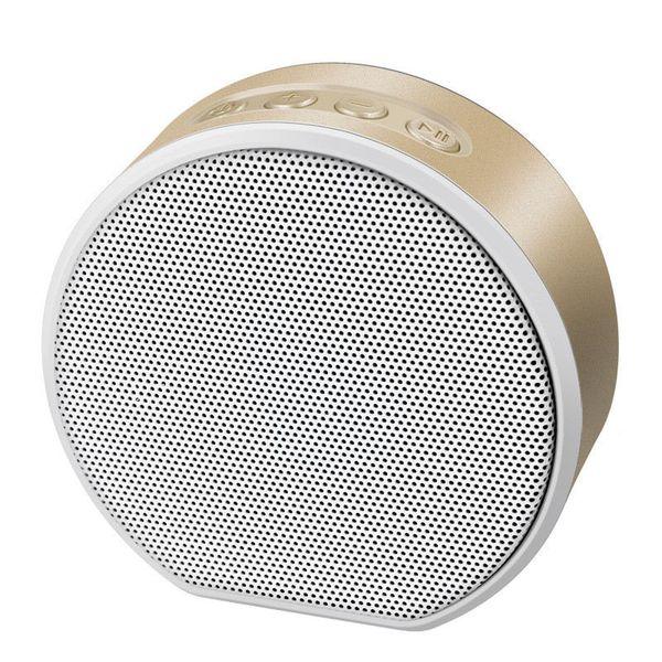 Altavoz Bluetooth 5 colores barato Mini Subwoofer inalámbrico portátil para Stereo Radio TF Tarjeta Altavoces de llamadas manos libres para teléfono celular