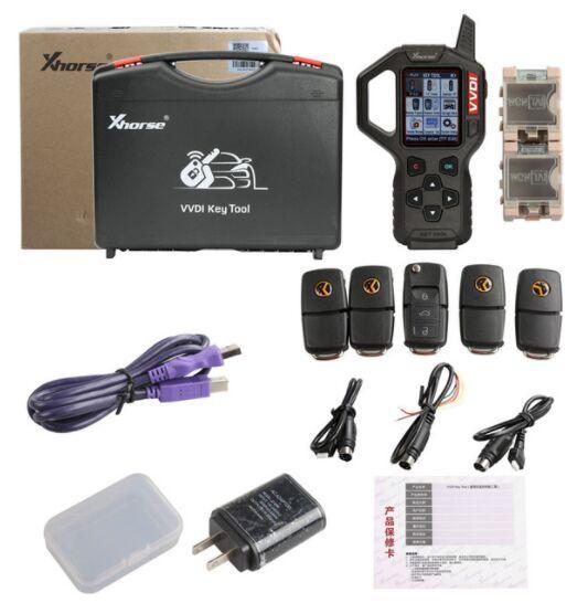 Promotion Original V2.3.9 Xhorse VVDI Key Tool For VAG Remote Key Programmer Specially for America Cars Better Than FVDI or VVDI