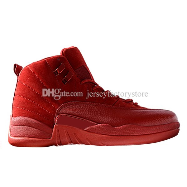 #19 Royal red Suede