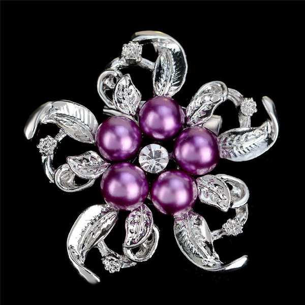 Purple Silver