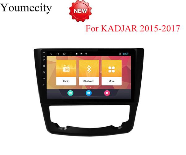 Android 8.1 Car DVD for Renault Kadjar 2015 2016 2017 GPS radio video Multimedia player Capacitive IPS Screen wifi