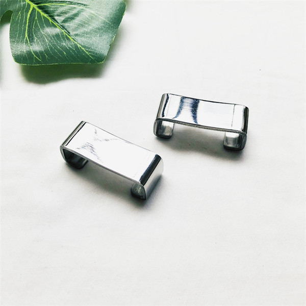 Bacchette lucide in acciaio lucido lucido Fine Design, Bacchette in metallo resistenti Resto, bacchette in acciaio inox titolare