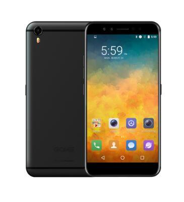 """GOME K1 5.2Inch 4GB RAM 128GB ROM MTK6757 2.3GHz Octa Core mobile phone 5.2"""" FHD Android 6.0 Iris Recognition 4G LTE 16.0MP Smartphone"""