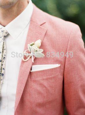 Suit Jacket Custom Made Linen Blazers Men,Man Blazer Casual Suit Jacket Men Linen Blazer Bespoke Wedding Masculino
