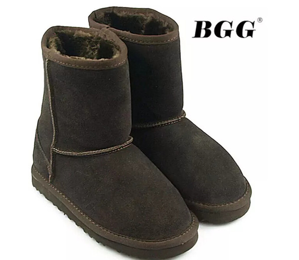 Factory HOT 2018 classic WGG brand boys and girls popular Australian boots fashion ladies snow boots US free shipping