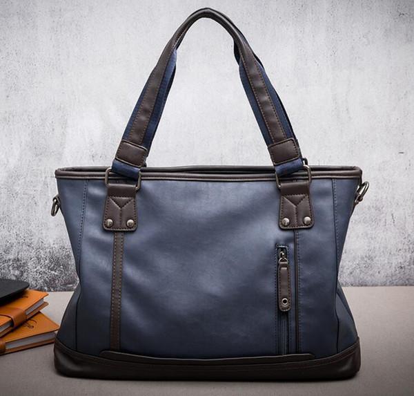 d34ecb156c yesetn bag 090216 new hot man handbag male fashion tote men big shoulder bag