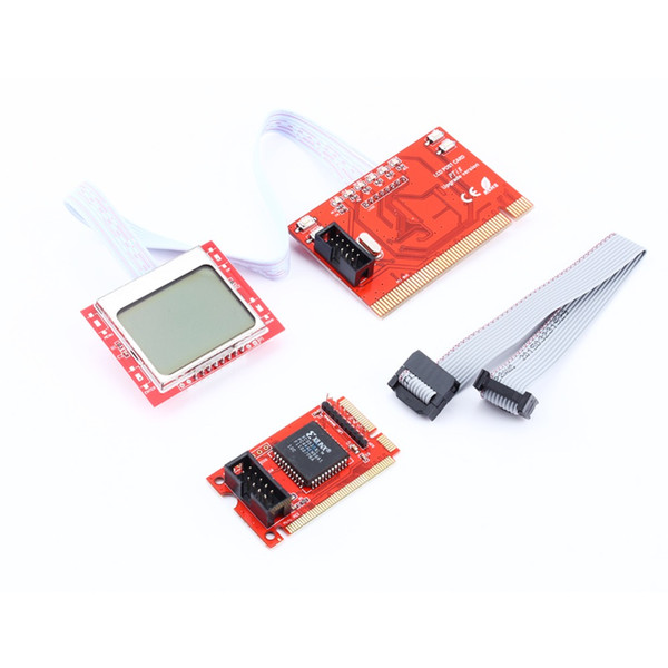 Freeshipping Tablet PCI Motherboard Analyzer Diagnostic Tester Post Test Card for PC Laptop Desktop PTI8