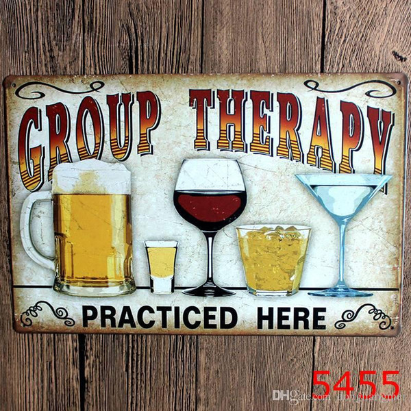 Ice Cold Beer car Vintage Craft Tin Sign Retro Metal Painting Antique Iron Poster Bar Pub Signs Wall Art Sticker(Mixed designs) wn568 20pc