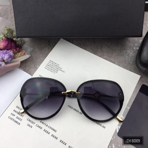 Compre Gafas De Sol De Diseñador De Moda Populares Chanel Mujeres ...