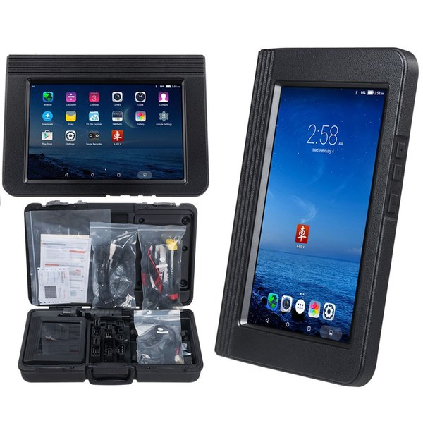 New LAUNCH X431 V 8 inch Bluetooth/Wifi Tablet Auto Full System Diagnostic tool Support Multi-Language Online Update X-431 V Pro Scanner
