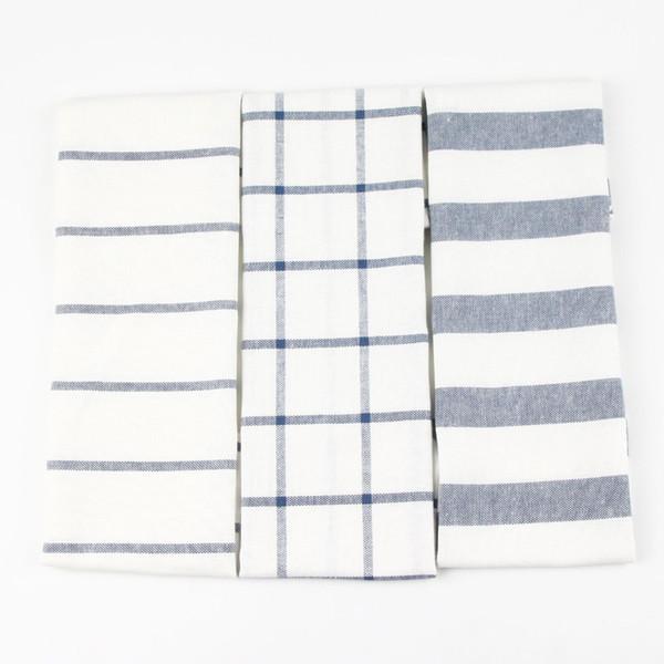 30 x 45 cm Moda stoffe Tovaglioli 100% cotone isolamento termico tappetino tavolo da pranzo tappetino per bambini tovagliette tovagliette in tessuto