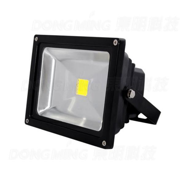 30w LED Flutlicht RGB 85-265V Projektor Wasserdicht IP65 superhellen Scheinwerfer Led Flutlicht Außenbeleuchtung schwarz